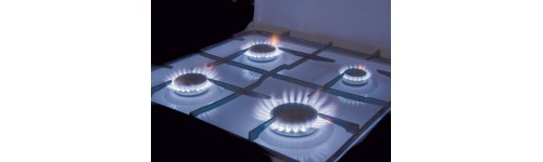 IMPROVING THE EFFICIENCY OF GAS COOKERS
