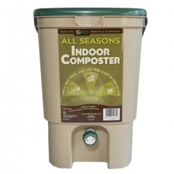 ALL SEASONS INDOOR COMPOSTER KOLOR TAN