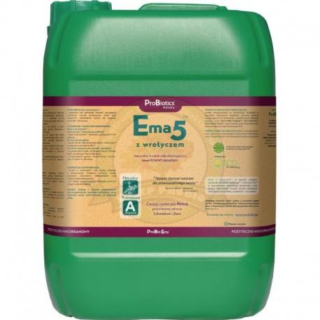 Ema5 z wrotyczem - kanister 10 litr